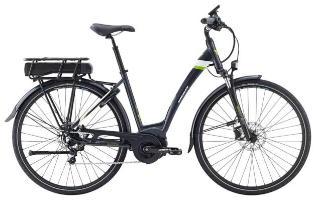E-Bike Wheeler Wheeler i-Vision DI black 2016