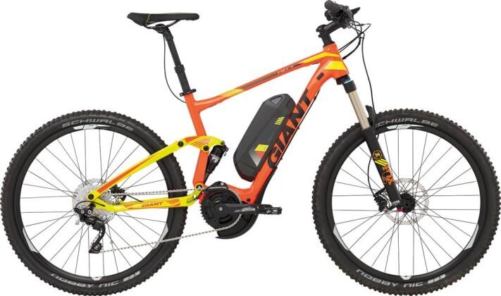 E-Bike GIANT Full-E+ 1 LTD 2016