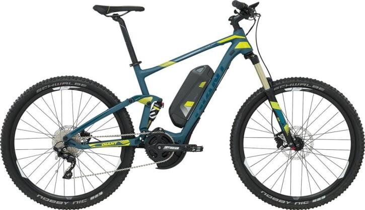 E-Bike GIANT Full-E+ 2 2016