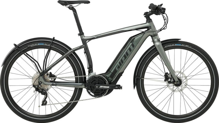 E-Bike GIANT Quick E+ 45 2016