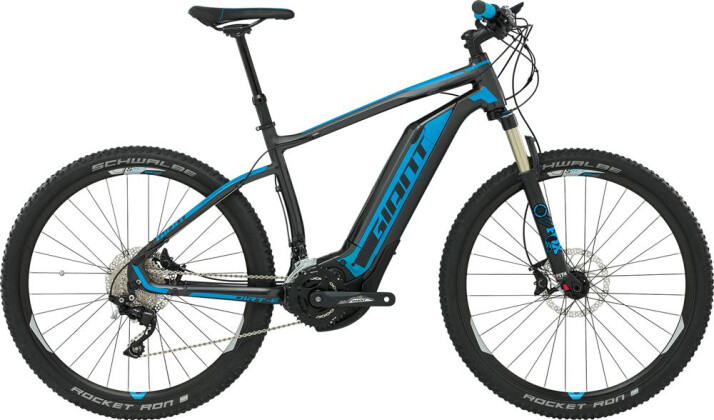 E-Bike GIANT Dirt-E+ 0 2016