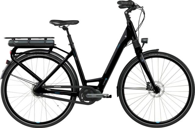 E-Bike GIANT Prime E+ 1 RT LTD 2016