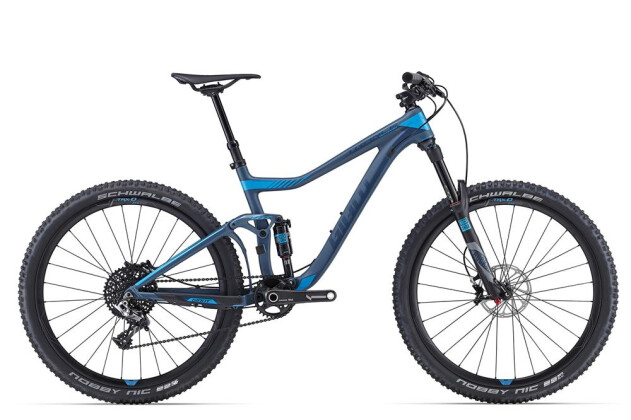 Mountainbike GIANT Trance Advanced 0 2016