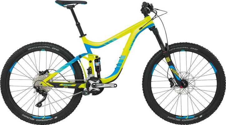Mountainbike GIANT Reign 2 LTD 2016