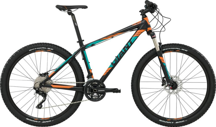 Mountainbike GIANT Talon 2 LTD 2016