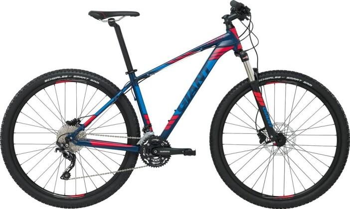 Mountainbike GIANT Talon 29er 2 LTD 2016