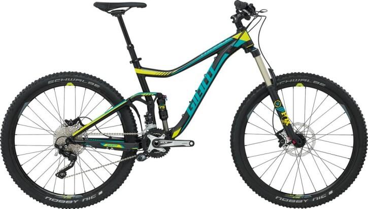 Mountainbike GIANT Trance 2 LTD 2016