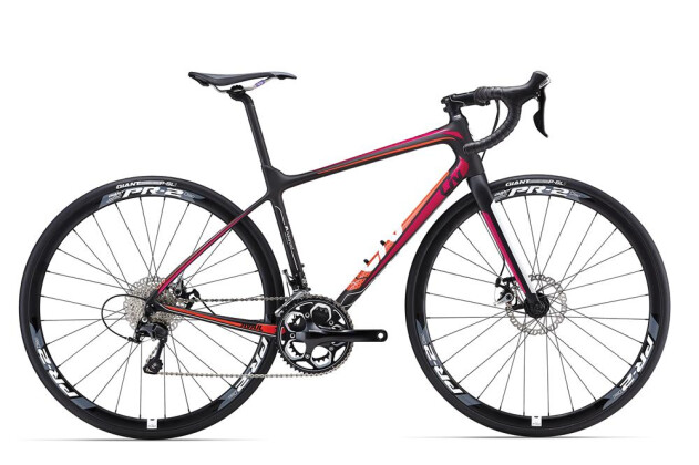 Rennrad Liv Avail Advanced 2 LTD 2016