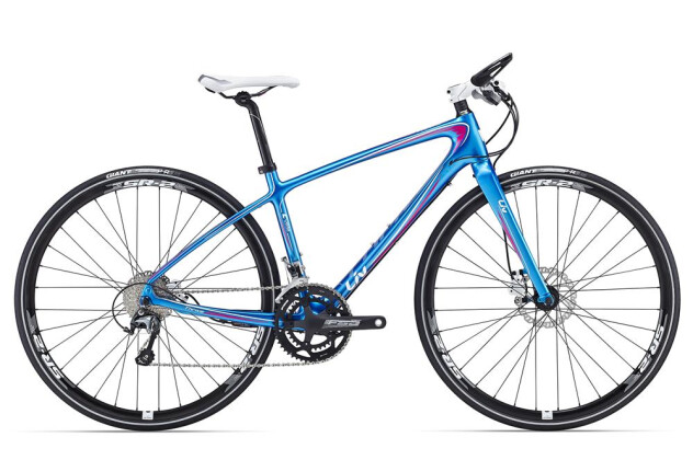 Urban-Bike Liv Thrive CoMax 2 2016