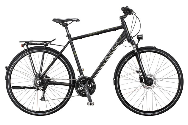 Trekkingbike Rabeneick Vabene Pro Shimano XT 27-Gang / Disc 2016