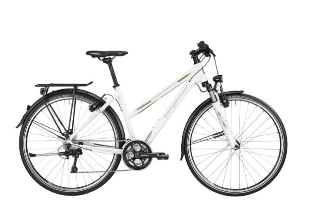 Trekkingbike Bergamont Horizon LTD 2016