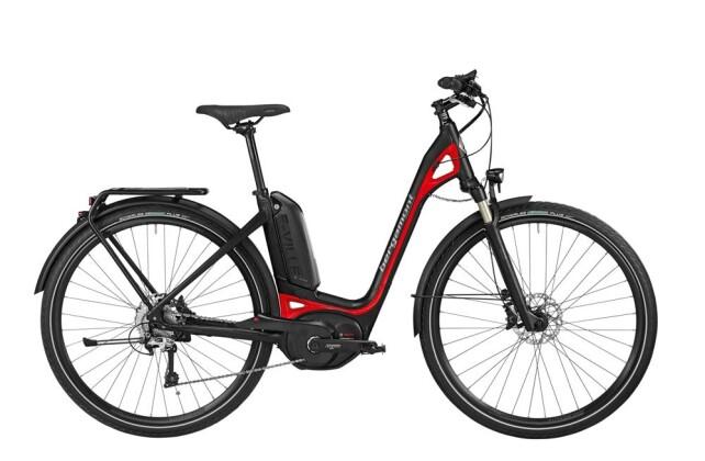 E-Bike Bergamont E-Ville C XT 2016