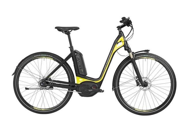 E-Bike Bergamont E-Ville C Urban 2016