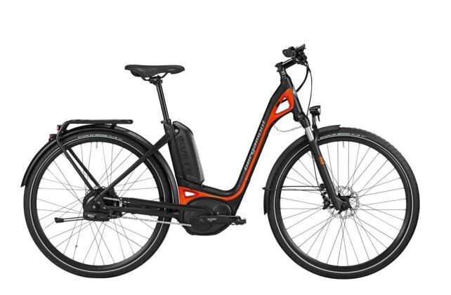 E-Bike Bergamont E-Ville C N380 Harmony 2016