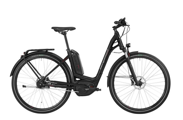E-Bike Bergamont E-Ville C MGN DI2 2016