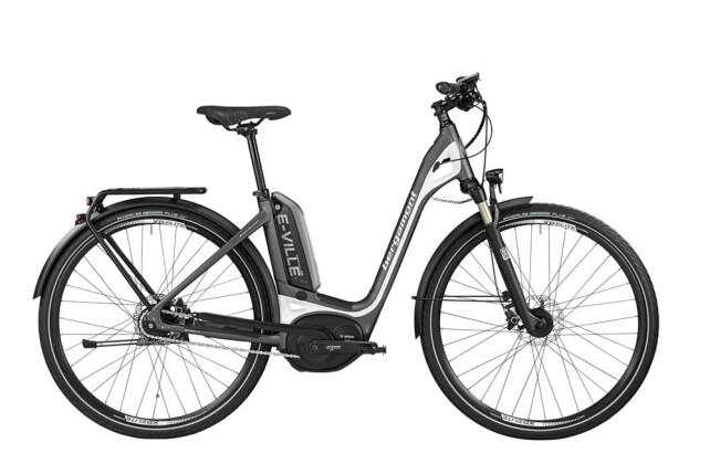 E-Bike Bergamont E-Ville C A8 2016