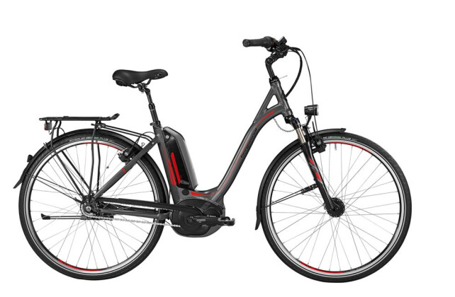 E-Bike Bergamont E-Line C N8 FH 2016