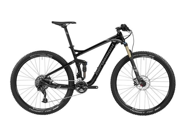 Mountainbike Bergamont Contrail 8.0 2016