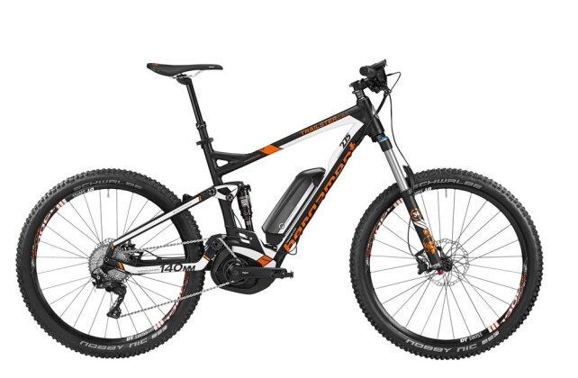 E-Bike Bergamont E-Line Trailster C 8.0 2016