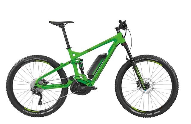 E-Bike Bergamont E-Line Trailster C 7.0 2016