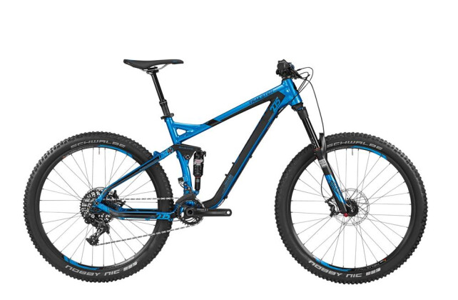 Mountainbike Bergamont Trailster 9.0 2016
