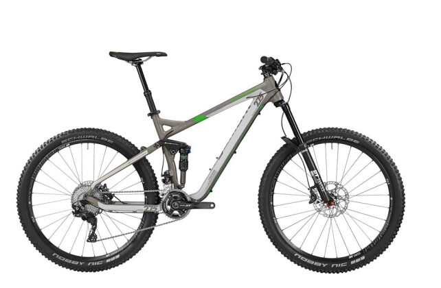 Mountainbike Bergamont Trailster 8.0 2016