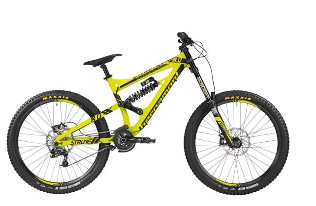 Mountainbike Bergamont Straitline 8.0 2016