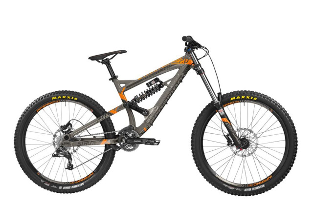 Mountainbike Bergamont Straitline 7.0 2016