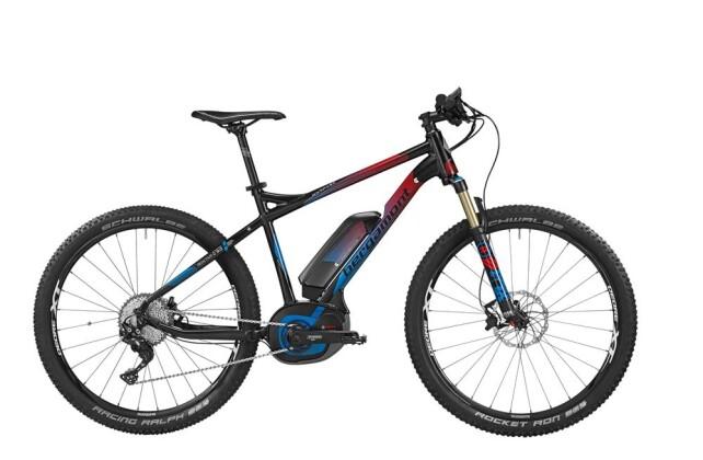 E-Bike Bergamont E-Line Roxtar C 9.0 2016