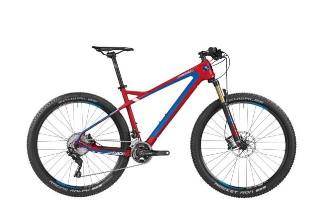 Mountainbike Bergamont Roxtar 9.0 2016