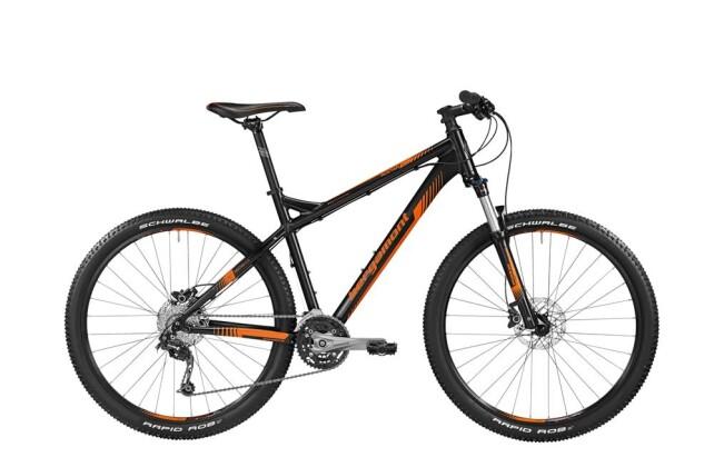 Mountainbike Bergamont Roxtar 5.0 2016
