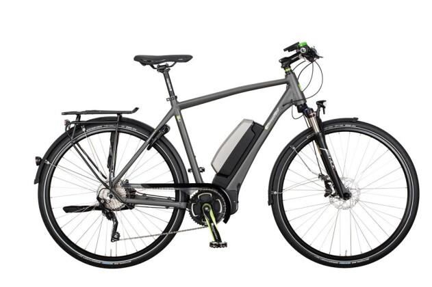 E-Bike e-bike manufaktur 11LF Brose 500 Wh Shimano Deore XT 10-Gang / Disc 2016