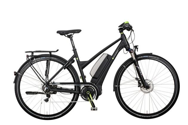 E-Bike e-bike manufaktur 11LF Brose 500 Wh Shimano Alfine 8-Gang / Disc 2016