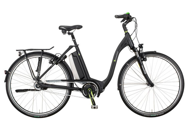 E-Bike e-bike manufaktur DR3I Brose 500 Wh Shimano Nexus 8-Gang FL / Hs22 2016