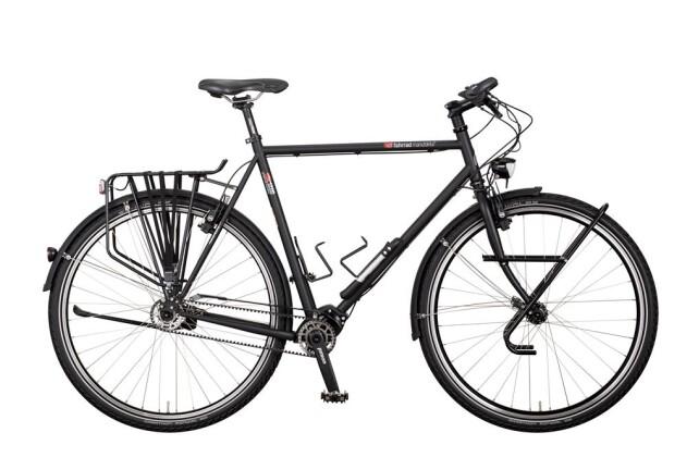 Citybike VSF Fahrradmanufaktur TX-1200 Gates Pinion P1 18-Gang / HS22 2016