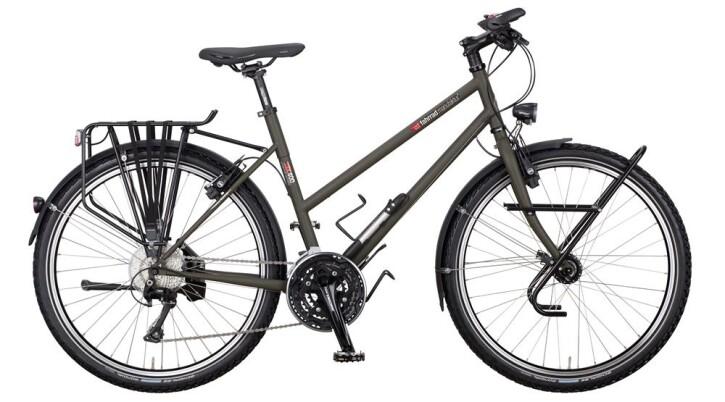 Trekkingbike VSF Fahrradmanufaktur TX-400 Shimano Deore XT 30-Gang / HS22 2016