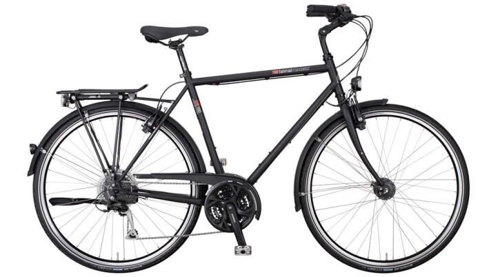 Trekkingbike VSF Fahrradmanufaktur T-100 Shimano Alivio 27-Gang / HS11 2016