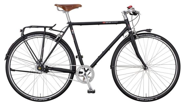 Citybike VSF Fahrradmanufaktur 8CHT Shimano Nexus 8-Gang Premium FL 2016