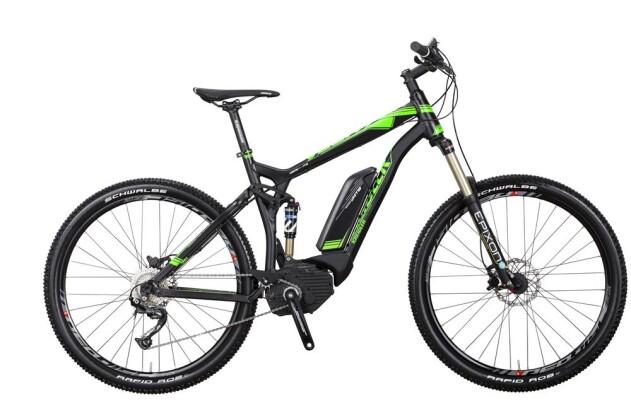 E-Bike Kreidler Las Vegas Performance CX 500Wh Shimano Alivio 2016