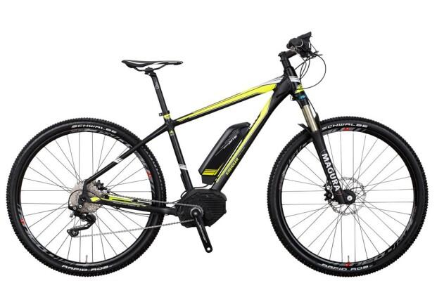 E-Bike Kreidler Vitality Dice 29er 2.0 Performance 500Wh XT 2016