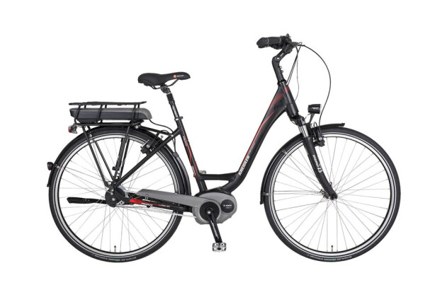 E-Bike Kreidler Vitality Eco 6 Di2 Active 400Wh Shimano Nexus 2016