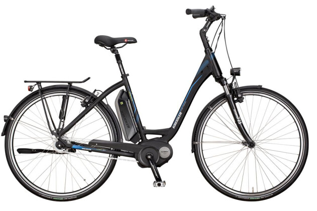 E-Bike Kreidler Vitality Eco 6 Nyon Active 400Wh Shimano Nexus 2016