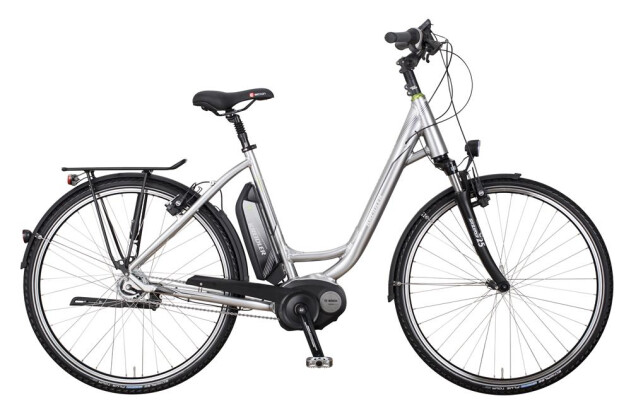 E-Bike Kreidler Vitality Eco Plus Performance 400Wh Shimano Nexus 2016