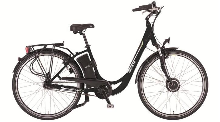 E-Bike Kreidler Vitality Shimano Nexus 7-G 2016