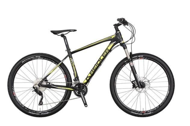 "Mountainbike Kreidler Dice 27,5"" 7.0 Shimano XT 3x10-G 2016"