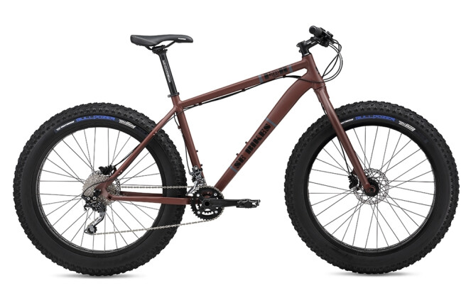 Mountainbike SE Bikes F@R 2016