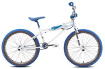 "BMX SE Bikes QUADANGLE FREESTYLE 24"""