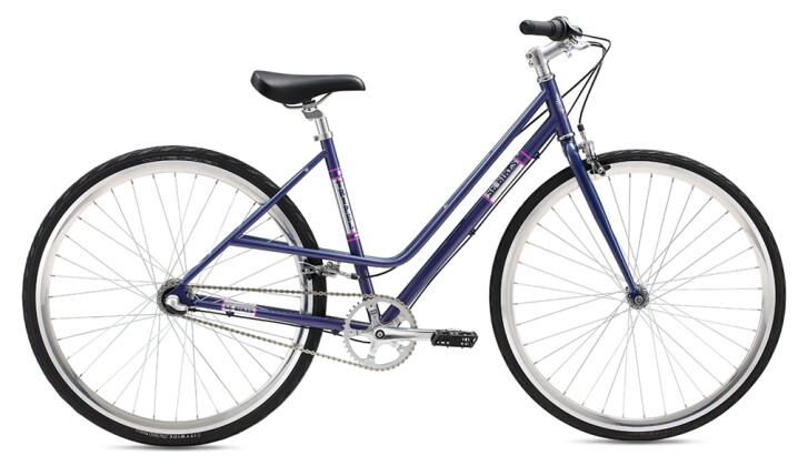 Urban-Bike SE Bikes TRIPEL STEP-THROUGH 2016