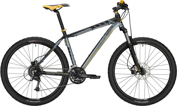 Mountainbike Morrison Blackfoot 2016
