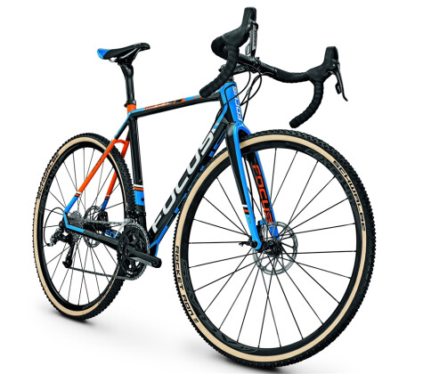 Crossbike Focus MARES CX DISC RIVAL 2016
